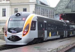 На подготовку путей для скоростных поездов Украина потратила 3 млрд грн
