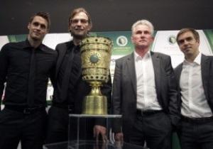 Без Тимощука: Боруссия разносит Баварию в финале Кубка Германии