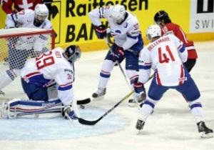 ЧС з хокею: Франція обіграла Швейцарію, Німеччина - Данію