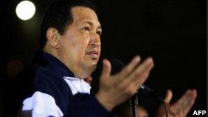 BBC Україна: Уго Чавес  успішно завершив  на Кубі лікування від раку