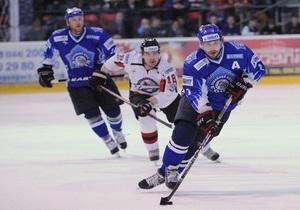 Лучший игрок чемпионата Украины по хоккею перешел в сильнейший российский клуб