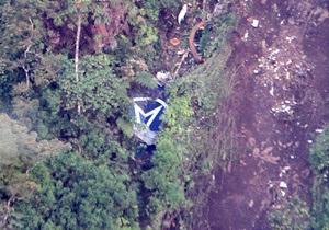 Фотогалерея: Крах надії. Авіакатастрофа новітнього російського літака в джунглях Індонезії
