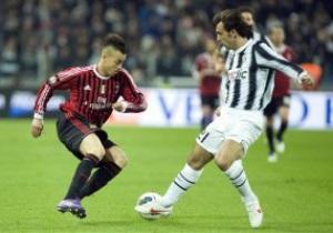 Пирло рассказал, почему перешел из Милана в Ювентус