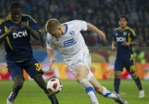 Игрок Днепра: Для нас будет успехом выйти в групповой этап Лиги Европы