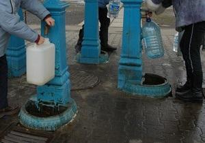 Київводоканал у цьому році буде обслуговувати 118 бюветів
