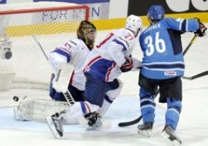 ЧМ по хоккею: Финляндия разгромила Францию, Чехия обыграла Латвию