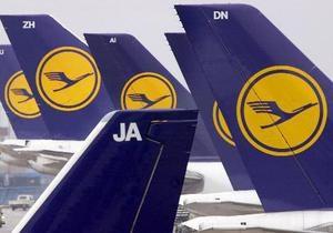 Lufthansa пытается выбраться из зоны финансовой турбулентности