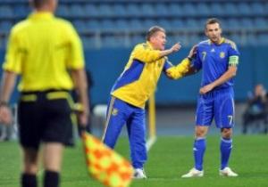 Эксперт: Выбор Блохиным нападающих для сборной Украины - идеален