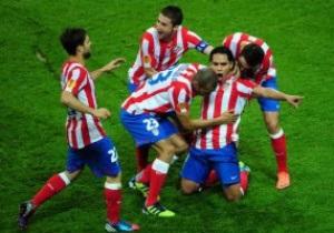 Барселона пала. Атлетико установил рекорд по числу побед в еврокубках