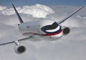 Індонезійські ЗМІ повідомляють про можливу авіакатастрофу російського SSJ-100