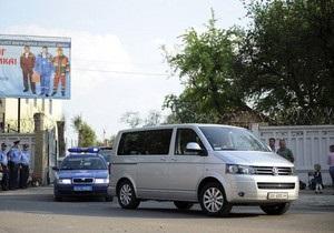 Тимошенко перевезли в клініку