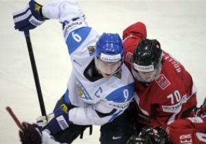 ЧМ по хоккею: Финляндия обыграла Швейцарию, Россия - Германию
