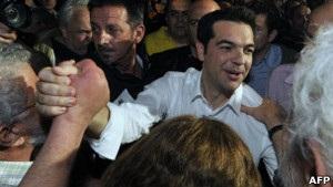 Греція: крайні ліві хочуть створити коаліцію і переглянути угоду з МВФ
