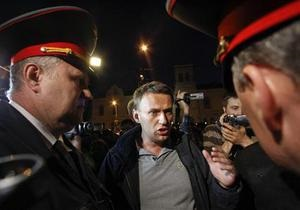 Reuters: Незадоволені засіли в центрі Москви в надії  дотиснути  владу