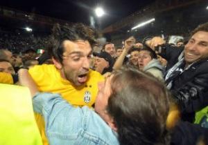 Фотогалерея: Подарок Синьоре. Милан отдал Ювентусу чемпионство