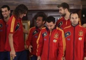 Збірна Іспанії може відмовитися зіграти у фіналі Євро-2012