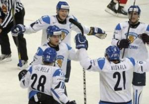 ЧМ по хоккею: Беларусь минимально уступила Финляндии, Швеция одолела Норвегию