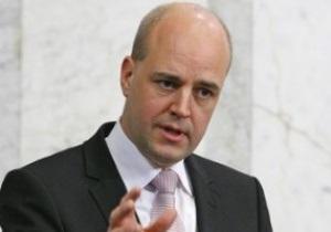 Прем'єр Швеції вирішив бойкотувати Євро-2012