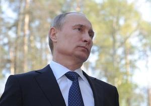 Інавгурація Путіна завершиться під дзвін дзвонів і залпи гармат