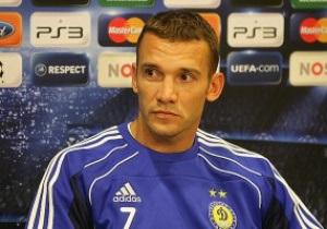 Шевченко: Пока к Евро-2012 готов на 70%