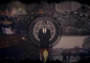 Anonymous підтримають Марш російської опозиції хакерськими атаками