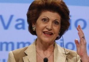 Комісар ЄС із питань спорту проігнорує матчі Євро-2012 в Україні