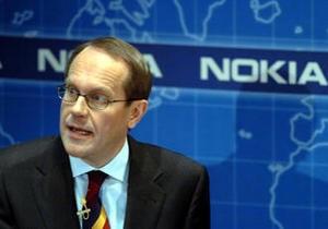 Екс-голова Nokia покинув пост голови ради директорів компанії