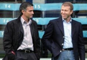 Абрамович попытается переманить Моуриньо в Челси