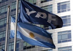 Парламент Аргентины одобрил экспроприацию испанской нефтегазовой компании