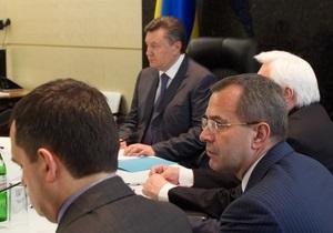 Янукович про вибухи в Дніпропетровську: Міліція спрацювала професійно, СБУ могла краще