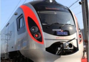 Укрзалізниця вводит рейсы скоростных поездов с 27 мая