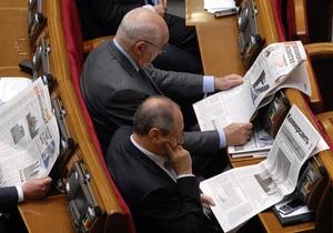 Громадські організації: В Україну повертається протистояння ЗМІ і влади