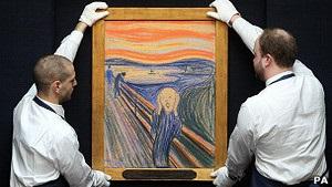 Картину Мунка продали за аукціоні за рекордну суму