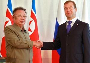 Москва відхрестилася від підтримки КНДР