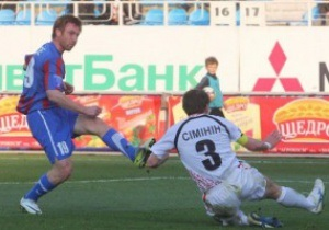 Киевский Арсенал завоевал путевку в Лигу Европы