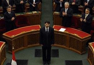 Новим президентом Угорщини став депутат Європарламенту Янош Адер
