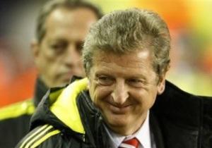 Официально: Ходжсон возглавил сборную Англии