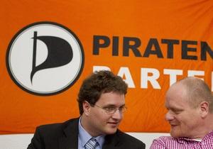 DW:  Пірати  націлились на Бундестаг й критикують бойкот Євро-2012