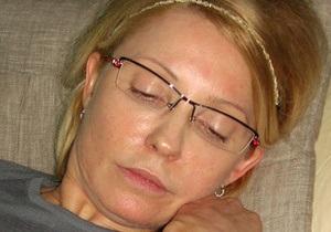 Батьківщина: Тимошенко голодує десятий день, стан її здоров я погіршився