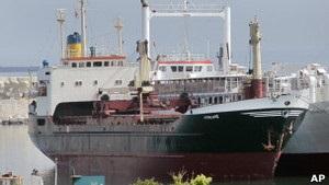 Ліван затримав судно, яке  везло зброю для сирійських повстанців