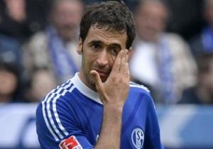 Рауль: Я дуже радий, що грав за Шальке