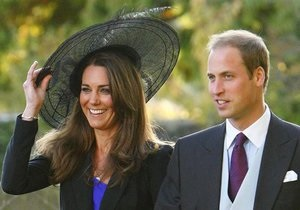 Сьогодні принц Вільям і Кейт Міддлтон відзначають першу річницю весілля