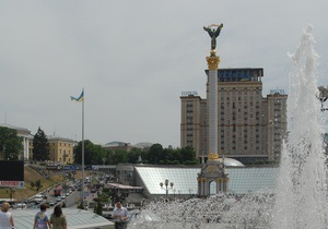 У центрі Києва з 10 травня почнуть ремонтувати фонтани