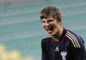 Аршавін: Збірна Росії може перемогти будь-яку команду