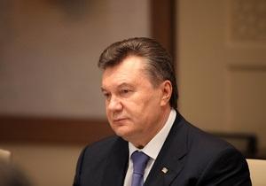 Янукович прибув до Дніпропетровська, де зустрінеться з постраждалими у результаті вибухів