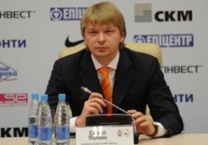 Палкін про справу Алієва: Своїм рішенням ФФУ офіційно підтвердило, що є філією Динамо