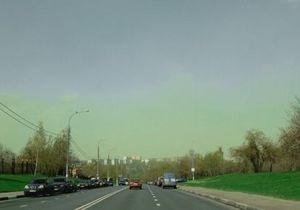 Онищенко прокоментував появу зелених хмар над Москвою