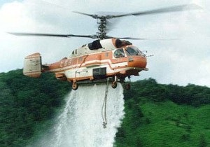 Катастрофа пожежного вертольота у Румунії: п ятеро загиблих були українцями
