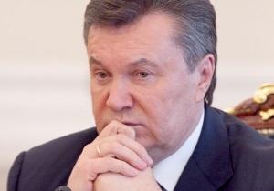 Янукович прокоментував можливе побиття Тимошенко