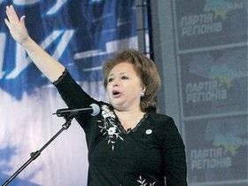 ПР заявляє, що Карпачова просилася в їх список, але їй відмовили